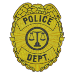 Free Law Enforcement Embroidery Designs & Templates