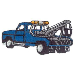 Custom Towing Embroidery Designs