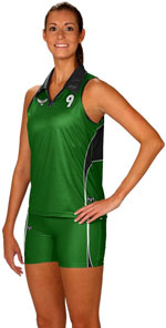 Sublimated Volleyball Jersey