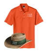Custom Sun Protection Golf Apparel
