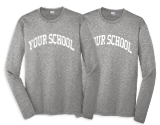 Custom Long Sleeve T-Shirts