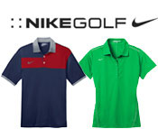 All Custom Nike Golf Apparel