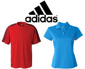 All Custom Adidas Apparel
