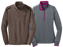 Custom Nike Golf Windshirts & Jackets