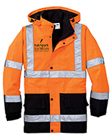 Custom Industrial Safety Jackets