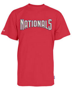 Custom Washington Nationals Uniforms