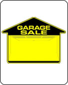 Garage Sale Signs & Yard Sale Signs
