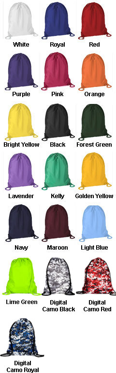 Drawstring Sport Pack - All Colors