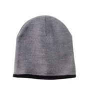 Custom Trimmed Knit Beanie Cap