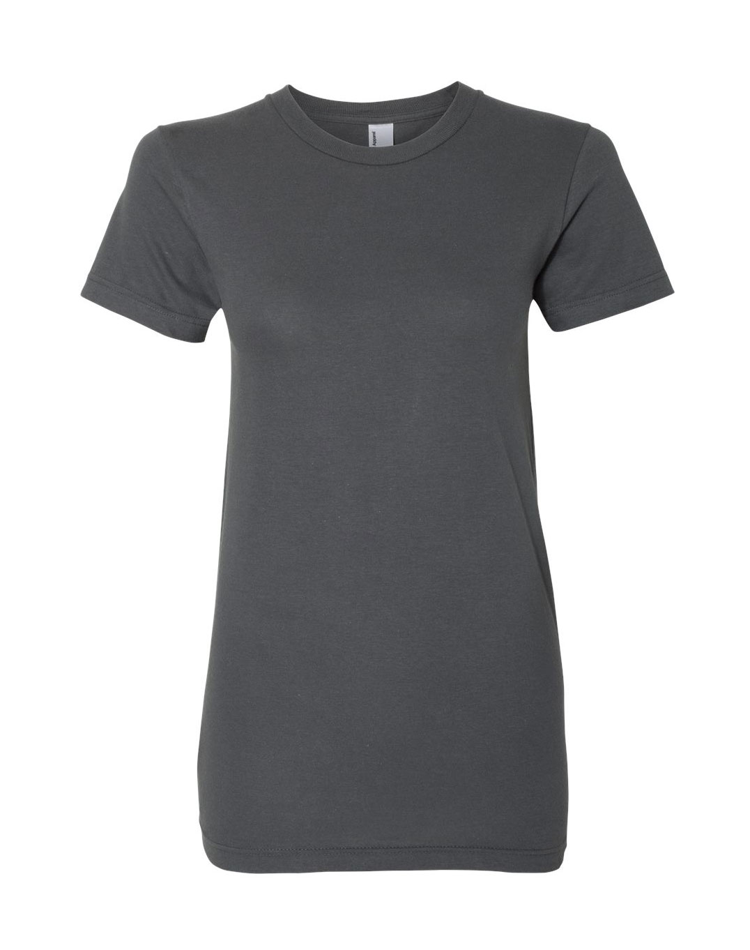 Fine Jersey Short Sleeve Ladies American Apparel Tee