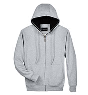 Rugged Wear Thermal-Lined Full-Zip Jacket