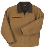 Soft Canvas Tradesman Jacket