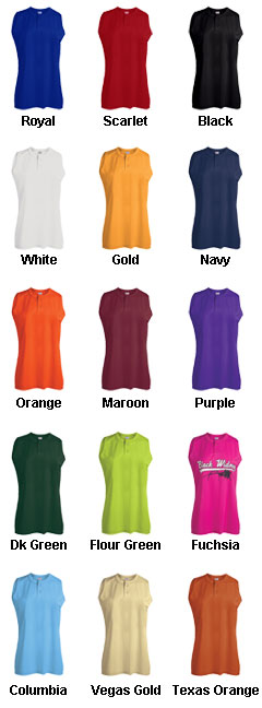 Adult Dugout Softball Jersey - All Colors