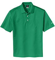 Mens Nike Golf Tech Dri-Fit UV Sport Shirt