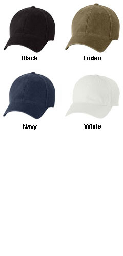 Yupoong Flexfit Garment-Washed Cotton Twill Cap - All Colors