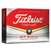 Titleist DT SoLo Golf Ball