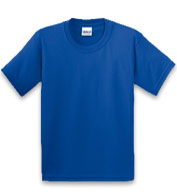 Gildan  Cotton Youth T-shirt