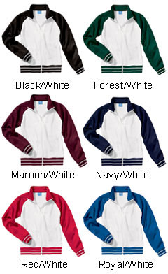 Womens Medallion Jacket by Charles River Apparel - All Colors