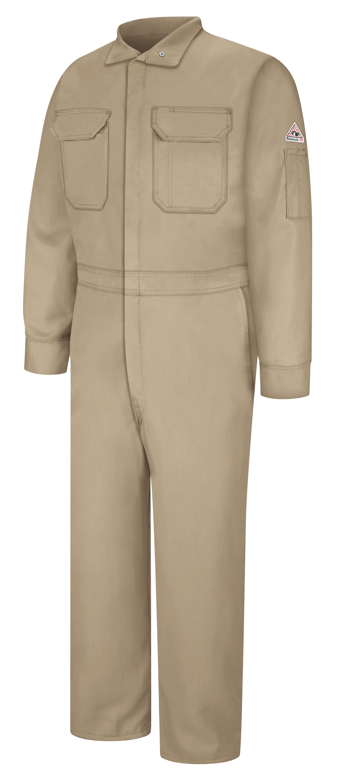 Bulwark® CAT1 Flame Resistant Deluxe Coverall