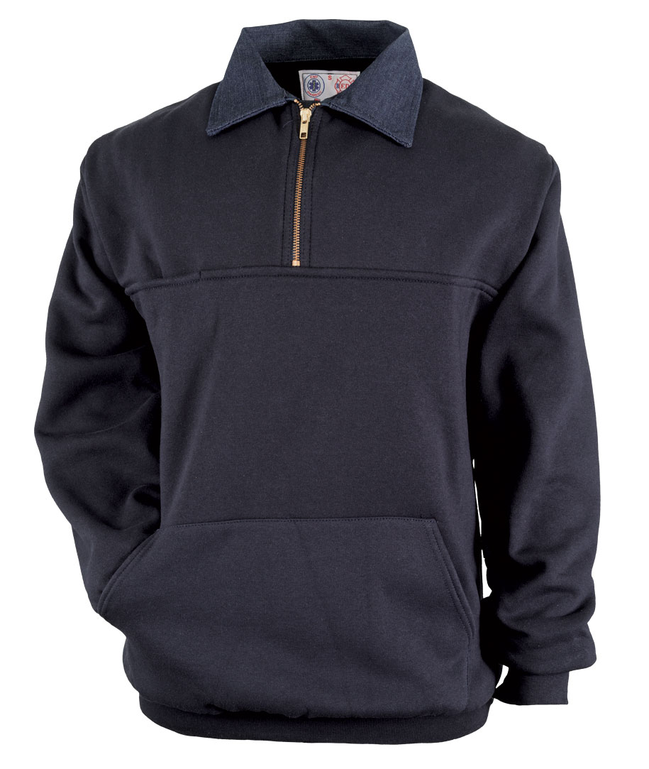 The Firefighter Workshirt With Pouch Pocket