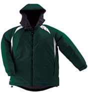 Custom Adult Sideliner Jacket Mens
