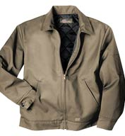 Custom Dickies Lined Eisenhower Jacket Mens