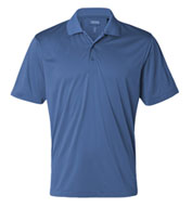 IZOD Adult Cool FX Performance Pinstripe Polo
