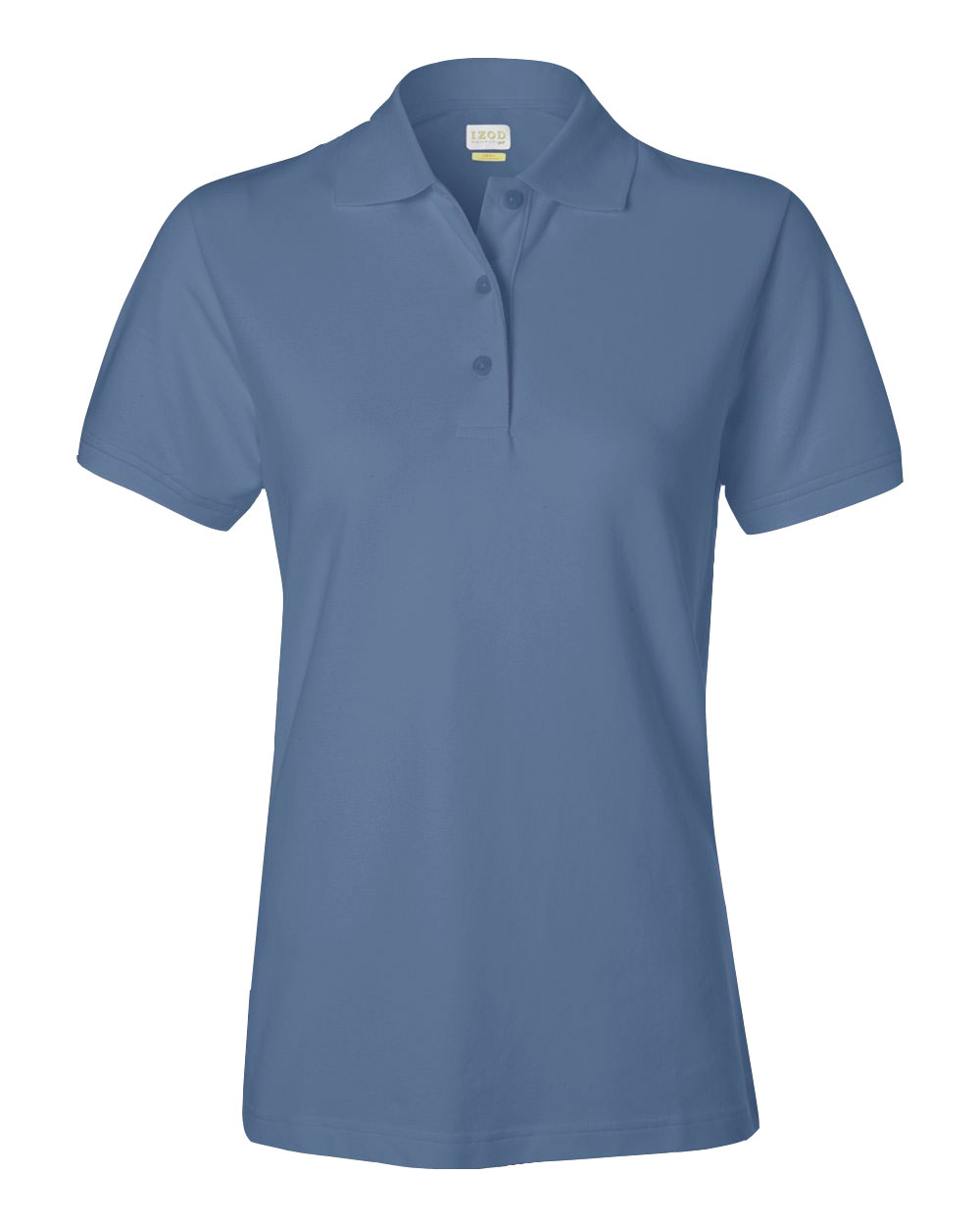 Izod Ladies Classic Silk-Washed Pique Polo