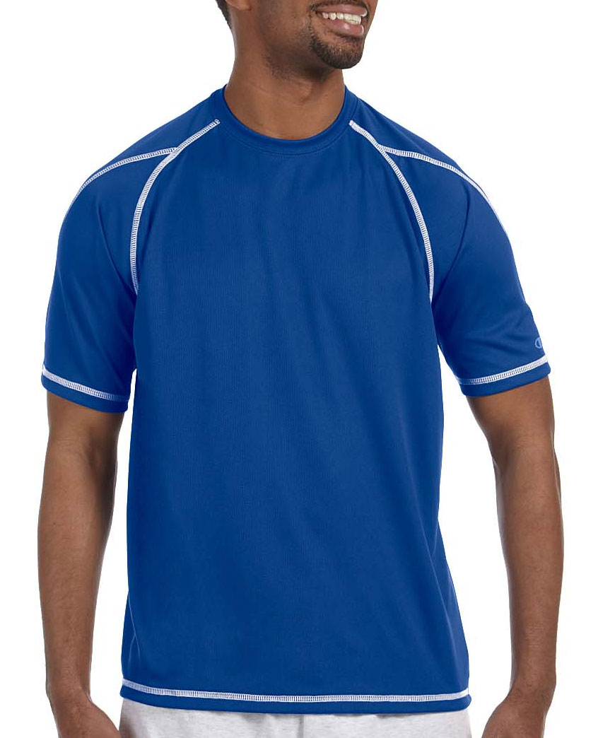 Champion Double Dry� Tee with Odor Resistance