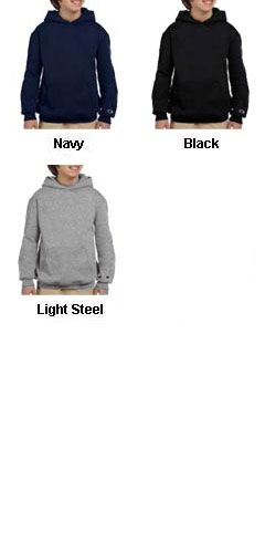 Champion Heavyweight Youth Pullover Hood - All Colors