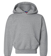 Custom Champion 50/50 Heavyweight Youth Pullover Hood