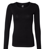 All Sport Ladies Long Sleeve Bamboo T-shirt