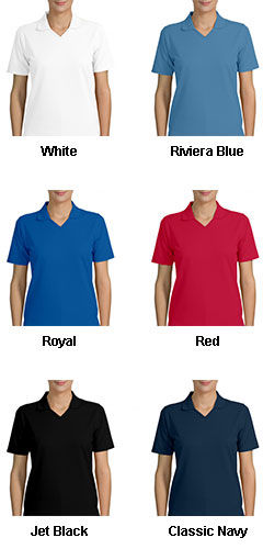 Ladies Rapid Dry� Sport Shirt - All Colors