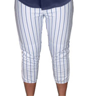 Custom Youth Pro-Weight 14 oz. Pinstripe Baseball / Softball Pants