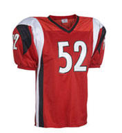 Custom Youth Twister Steelmesh Football Jersey