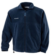 Custom Mens Columbia Steens Mountain  Fleece Full Zip Jacket