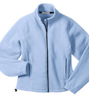 Ladies Fleece Full Zip Jacket
