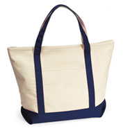 Custom Harbor Cruise Boat Tote
