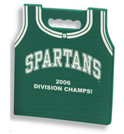 Custom Basketball Jersey Stadium Seat Cushions For Bleachers