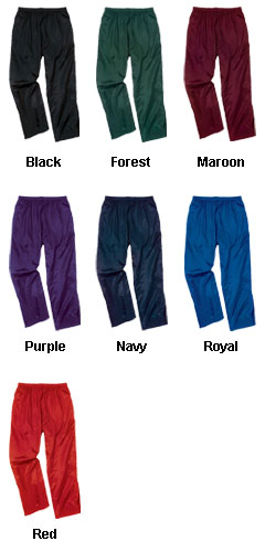 Youth Pacer Warm-up Pants by Charles River Apparel - All Colors