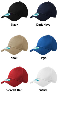 New Era® - Adjustable Structured Cap - All Colors