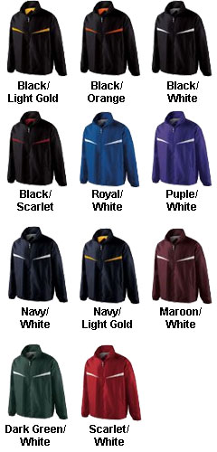The Achiever Jacket by Holloway - All Colors