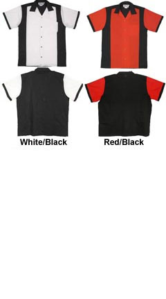 Youth Retro Bowling Shirt - All Colors