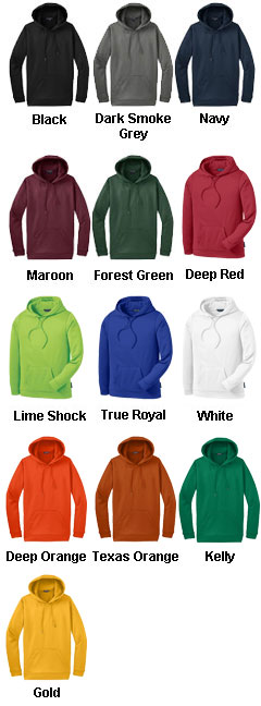 Sport-Tek� - Sport-Wick� Fleece Hooded Pullover - All Colors