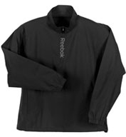 Custom Packable Windshirt by Reebok Mens