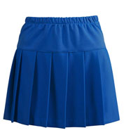 Custom Girls Pleated Skirt