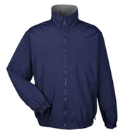 Custom All-Weather Jacket with Fleece Lining Mens