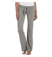 Custom Alternative Ladies Eco Heather Wide Leg Lounge Pant