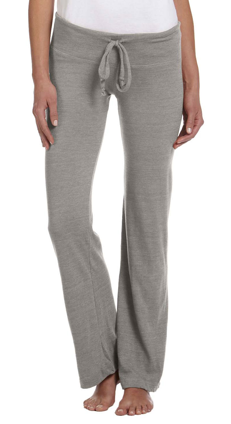Alternative Ladies Eco Heather Wide Leg Lounge Pant