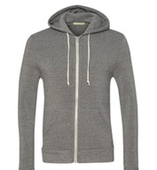 Alternative Long-Sleeve Zip Hoodie